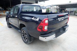 NEW REVO DOUBLE CAB 2.8 HIGH 4x4 AUTO - DARK BLUE