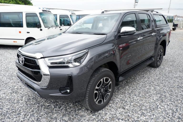New Revo Double Cab 2.8 High 4x4 Auto - Grey