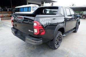 New Revo Rocco Double Cab 2.8 High 4x4 Auto - Black