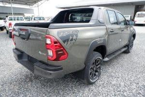 New Revo Rocco Double Cab 2.8 High 4x4 Auto - Oxide Bronze