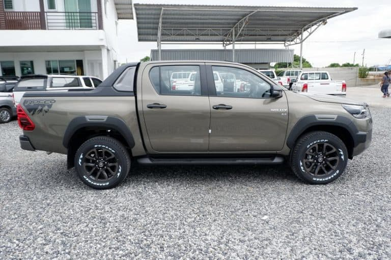 New Revo Rocco Double Cab 2.8 High 4x4 Auto - Oxide Bronze