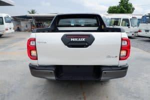 New Revo Rocco Double Cab 2.8 High 4x4 Auto - White Pearl