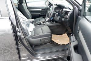 NEW REVO DOUBLE CAB 2.8 HIGH 4x4 AUTO - GREY