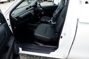 NEW REVO SINGLE CAB 2.4 ENTRY 4x2 MANUAL - STANDARD WHITE
